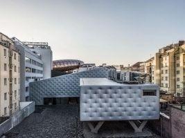 Centrum současného umění DOX+ od Petra Hájka