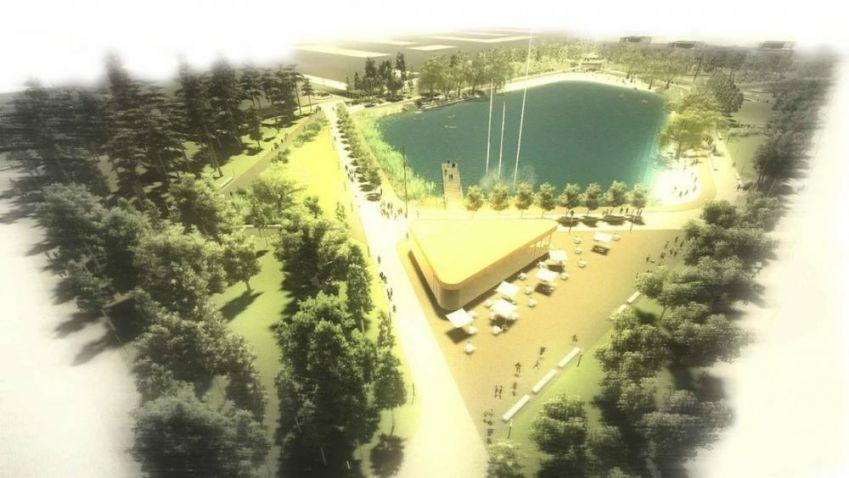 Češi chtějí postavit na Slovensku obytnou zónu i s jezerem