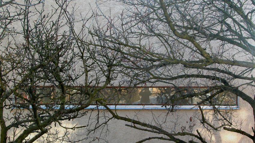 Mezi architekturou a poezií v galerii VI PER