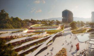 Čeští architekti postaví  v Gruzii město. Tamější příroda údajně léčí