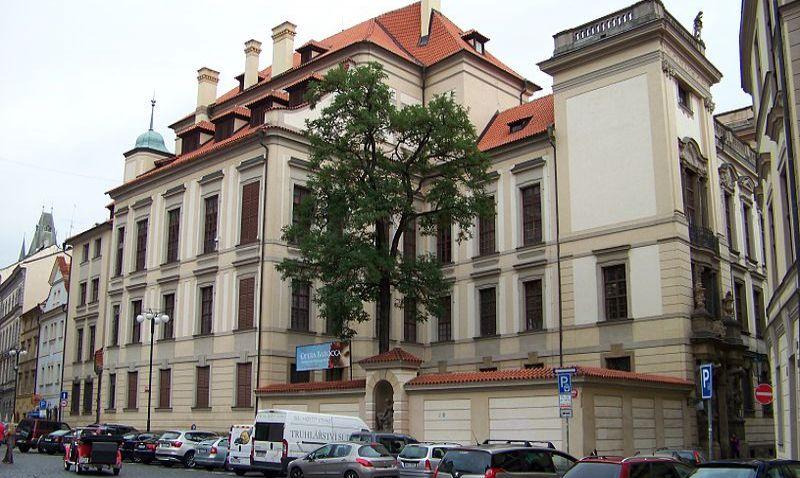 Clam-Gallasův palác: Výstavní síň antiky v srdci Prahy