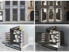 zdroj Fakulta architektury Popisek: Vítězné práce