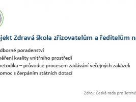 zdroj Česká rada pro šetrné budovy Popisek: Nabídka České rady pro šetrné budovy