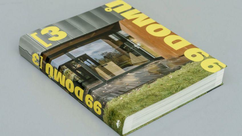Další stovku špičkových rodinných domů představuje už třetí díl knižního bestselleru 99 DOMŮ