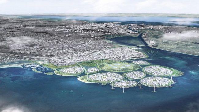 Dánsko chce vytvořit umělé ostrovy pro průmyslové společnosti