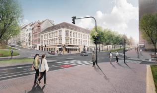 Navrhnout vzhled ulice není jednoduché. V budoucnu by měla odrážet životní styl obyvatel
