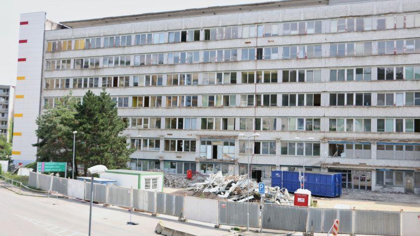 Dětská poliklinika v Motole bude dnes otevřena