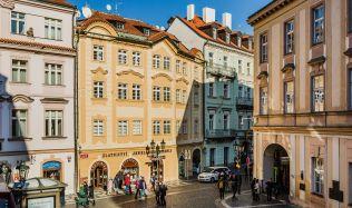Developer Flow East kupuje historický dům V Templu na pražském Starém Městě