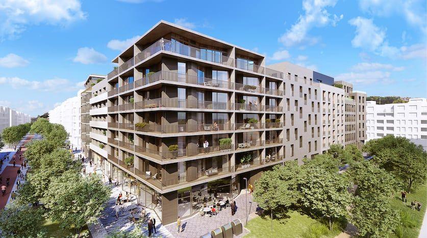 Developer se dohodl s Prahou 5 na stavbě školy v nové čtvrti Smíchov City