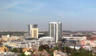 Developeři dlouhodobě uvažují nad výstavbou výškových budov vPraze