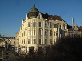 zdroj Wikimedia commons/ Dezidor Popisek: Palác Palmovka