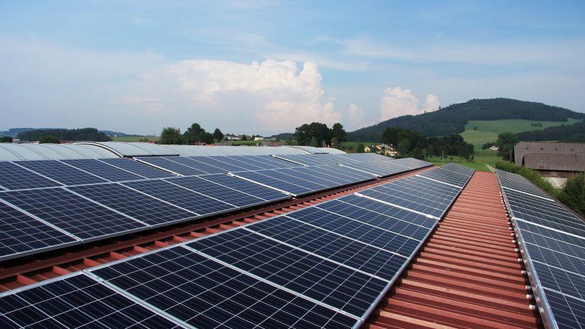 Díky analýze z leteckých snímků města a obce zjistí, zda se jim vyplatí fotovoltaika