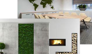 Dodejte interiéru nádech přírody a pořiďte si dekorace z mumifikovaného mechu