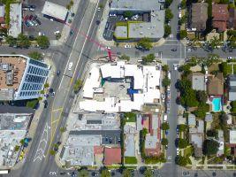 zdroj MAD Architects Popisek: Komplex nazvaný Gardenhouse vyroste v sousedství ulice Wilshire Boulevard.