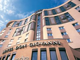 zdroj ARCHINA Design s.r.o. Popisek: Hotel Don Giovanni