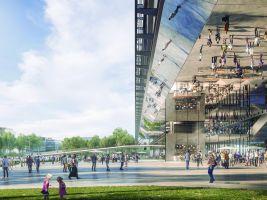 Dostavba kongresového centra Praha