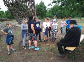Doubravka - Kolaudace s dětmi