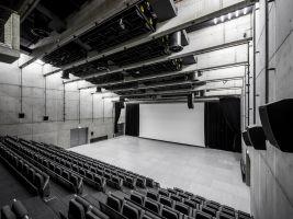 Centrum současného umění DOX - Sál