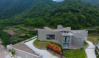 Duao Art Museum near Ningbo, China by Progetto CMR