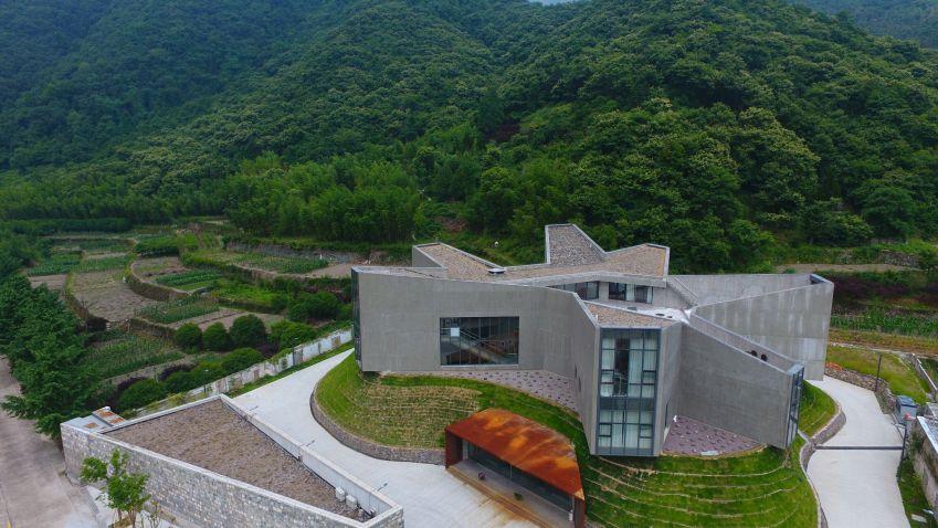 Duao Art Museum near Ningbo, China by Progetto CMR