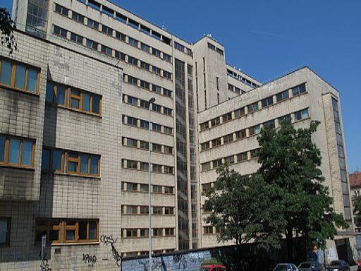 Dům odborových svazů na pražském Žižkově je na prodej