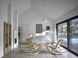 zdroj Stempel & Tesar architekti/Filip Šlapal Popisek: Interiér domu