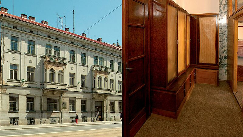 Dům rodiny Semlerovy v Plzni: Pod taktovkou Hrussy a Loose