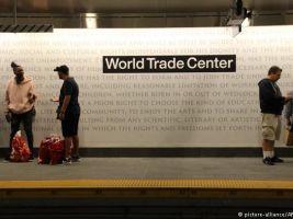 zdroj dw.com Popisek: Nová stanice WTC Cortlandt