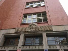zdroj Open House Praha Popisek: Dům zemědělské osvěty