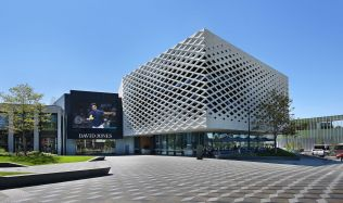 Eastland Town Square in Ringwood, Australia by ACME