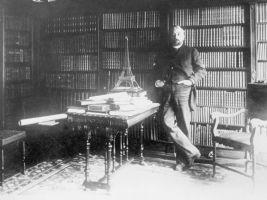zdroj Profimedia.cz Popisek: Gustave Eiffel