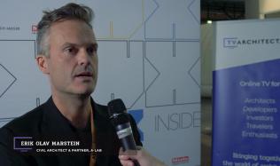 Erik Olav Marstein: Na architektuře mě baví kreativní část