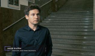 Exkluzivní interview s Jakubem Klaškou, mladým českým architektem ze studia Zaha Hadid Architects