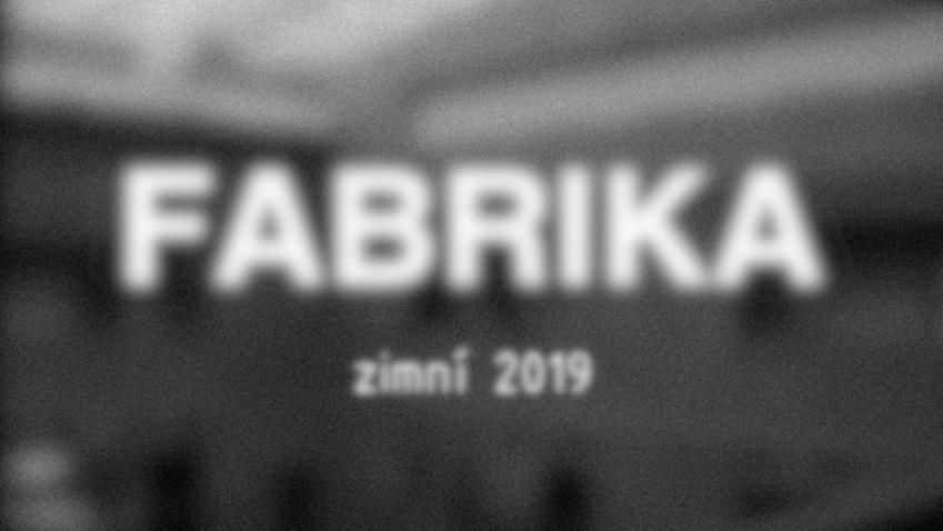 FABRIKA – vernisáž výstavy studentských prací Fakulty architektury ČVUT