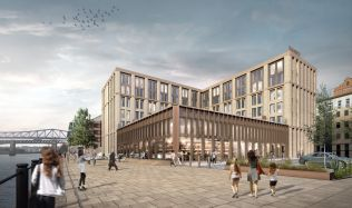 FaulknerBrowns plans for Newcastle Quayside hotel and restaurant approved