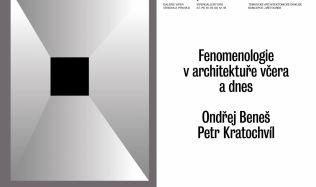 Fenomenologie v architektuře včera a dnes v galerii VI PER