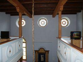 zdroj WIkimedia commons/ Feťour Popisek: Horská synagoga v Hartmanicích
