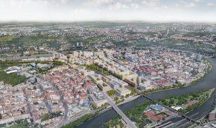 Finální verze územní studie Bubny-Zátory v Praze se představí odborníkům i veřejnosti
