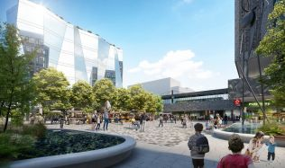 Finep v Praze postaví čtvrť Nový Opatov. Bude stát zhruba pět miliard korun