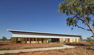 Fitzroy Crossing Renal Hostel in West Australia by Iredale Pedersen Hook