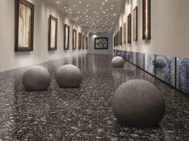 ProCeram Popisek: Obklady a dlažby Venice Villa, šedá