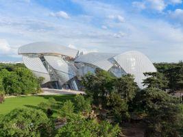 zdroj stoplusjednicka.cz Popisek: Fondation Louis Vuitton v Paříži, Francie