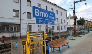 Food trucky, posezení a výstavy, to je budoucnost dolního nádraží v Brně