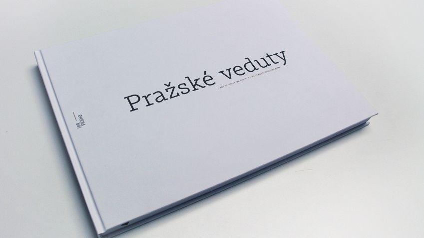 Fotografická soutěž o knihu Pražské veduty