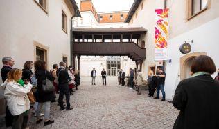 Galerie Jaroslava Fragnera na Betlémském náměstí mění majitele, tím je nově ČVUT