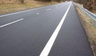 Francouzi postavili část dálnice z recyklovaného asfaltu