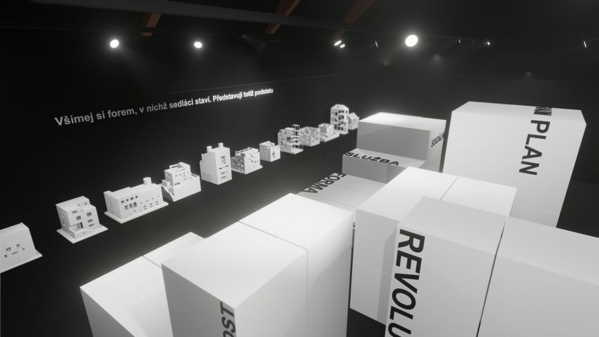 Galerie Jaroslava Fragnera pořádá online výstavu o životě a díle architekta Adolfa Loose