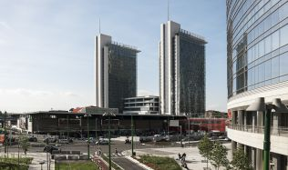 Garibaldi Towers in Milan, Italy by Progetto CMR