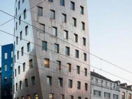 zdroj stoplusjednicka.cz Popisek: Gehry Tower v Hannoveru, Německo