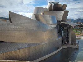 zdroj stoplusjednicka.cz Popisek: Guggenheimovo muzeum v Bilbau, Španělsko